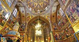 isfahan tour,iran tour packages,vank cathedral,tr2p.com
