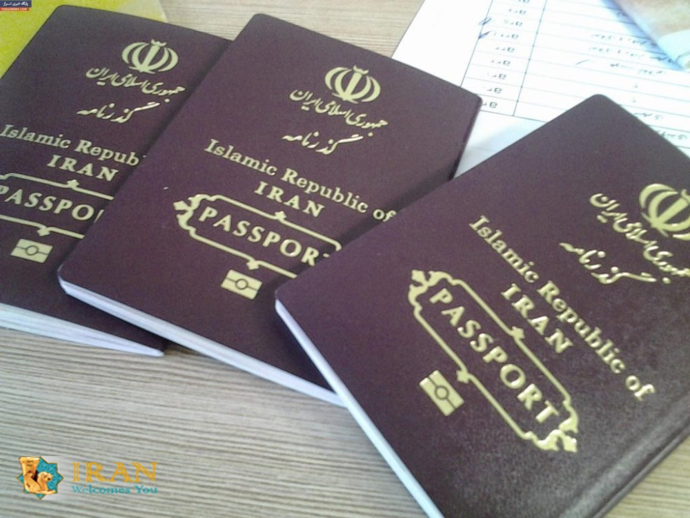 Iran Visa US sanctions Visiting US after Iran stamp at passport travel to Iran tours to Iran toIran Iranian tour operator tr2p.com