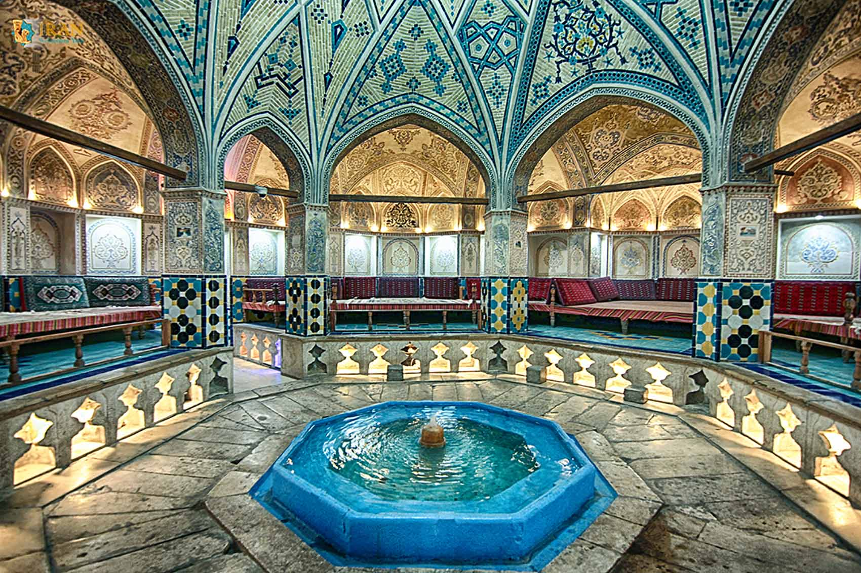 Tr2p,Kashan,Iran,Sultanmirahmad bath, Kashan tours, Iran welcomesyou tour & travel agency,Iran country,Iran Attractions