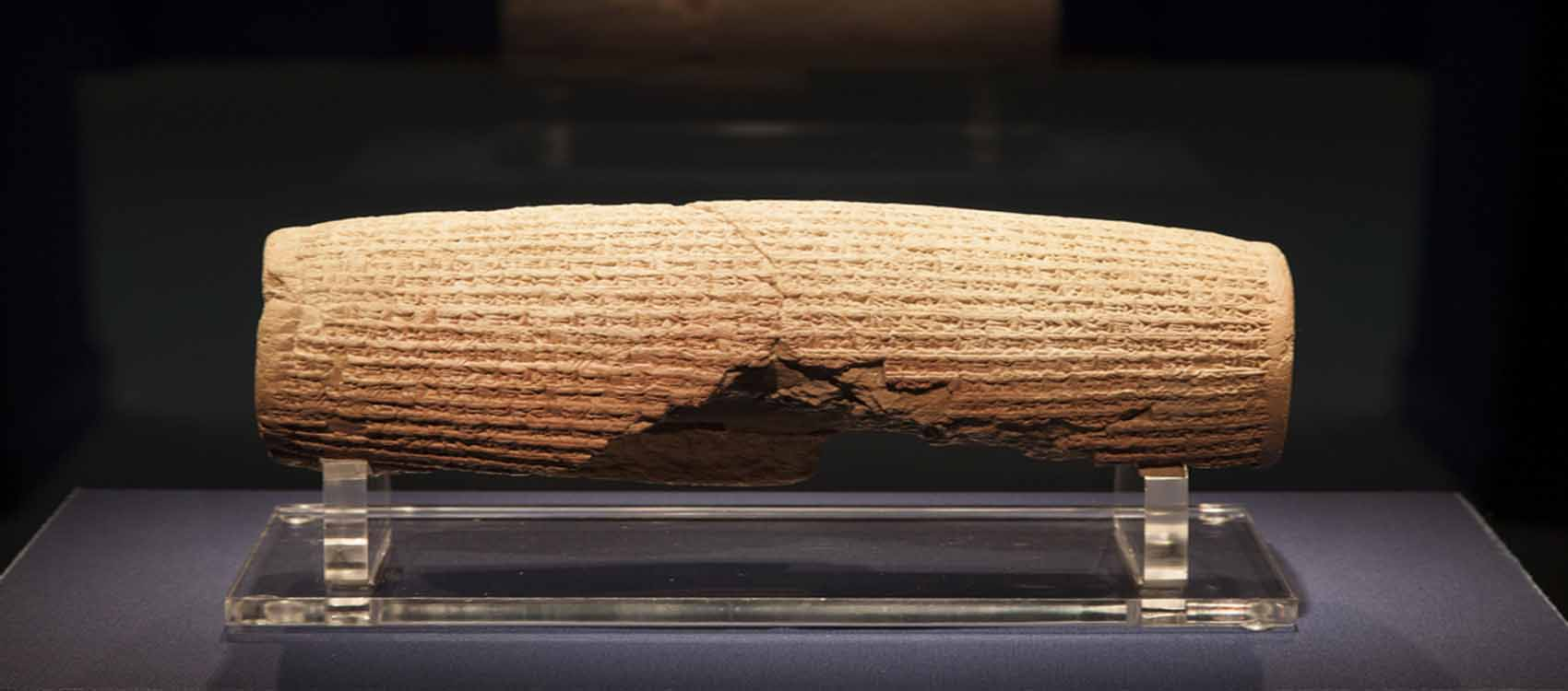 The Cyrus Cylinder,Cyrus the Great Cylinder,Cyrus the Great Charter,Human right Cylinder of Cyrus,Human Charter of Cyrus,The Human Right Cylinder, human right declaration