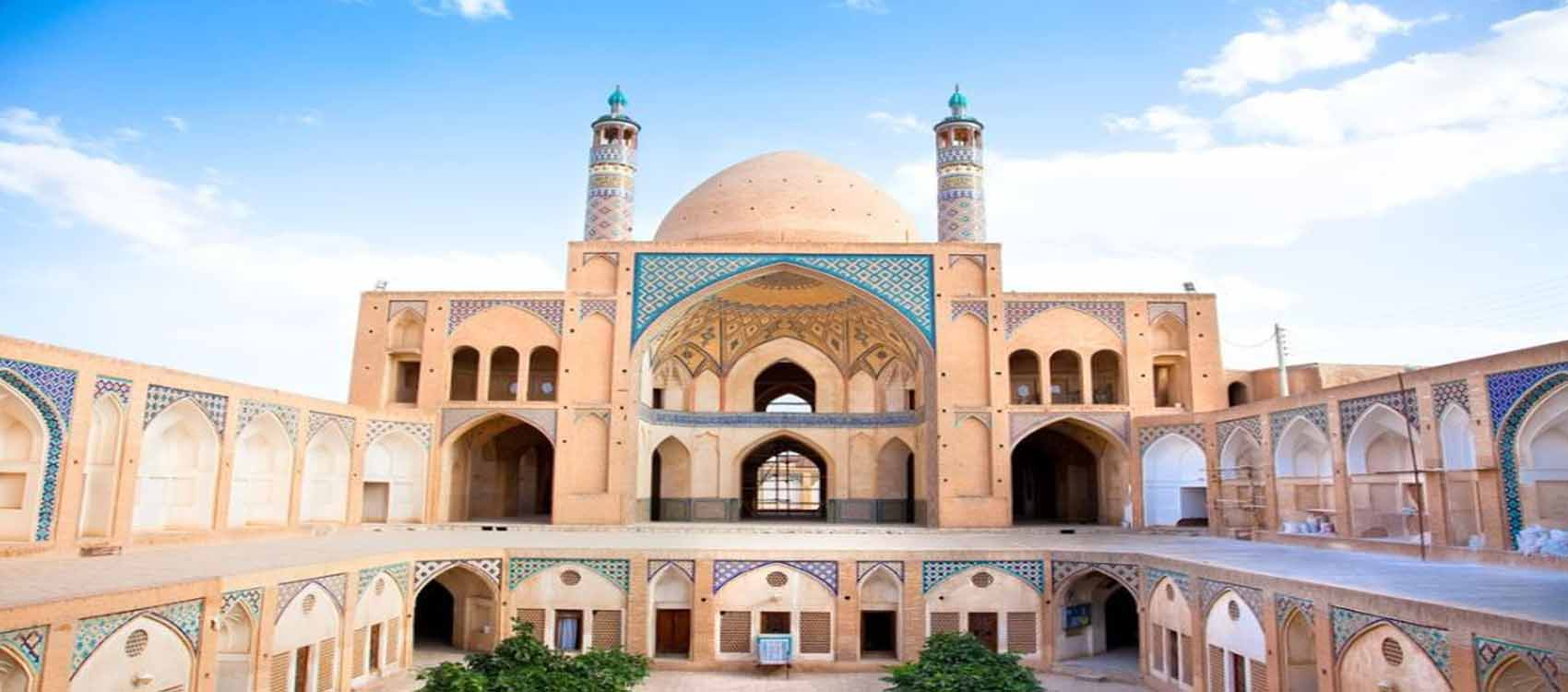 Agha Bozorg Mosque and School in Kashan,Iran tourists attractions, Aqa Bozorg Mosque and school in Kashan, Iran,Iran tour,tour to Iran,Kashan travel guide