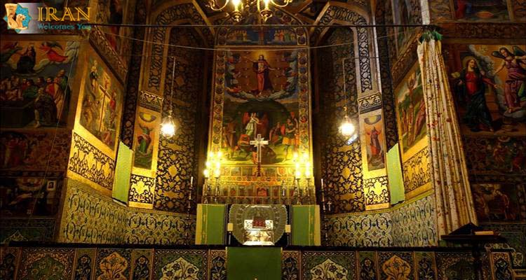 Vank Cathedral,iran Private Group,small group tour in iran